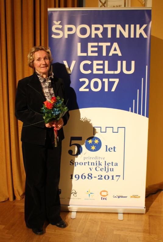 Marijana Lubej - 2017