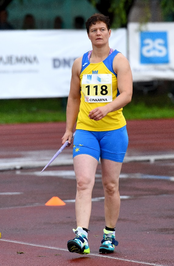 Athletics, Slovenia, Celje, Athletics (National Championship), Martina Ratej, 19-Jun-2016, (Photo by: Arsen Peric / M24.si)